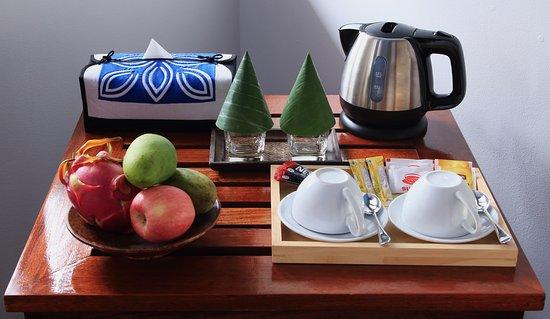 Indigo House: Fruit Basket