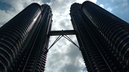 Petronas Twin Towers: twin towers
