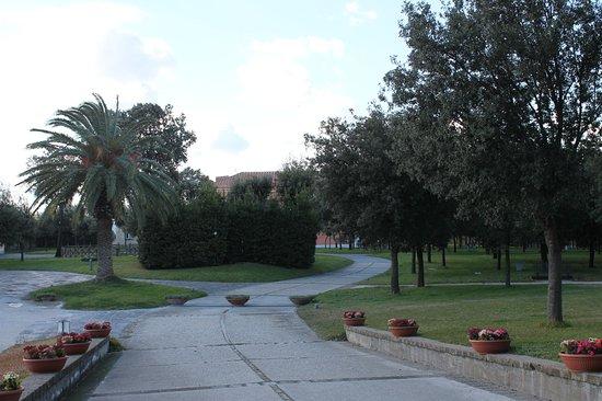 Parco Sul Mare Di Villa Favorita