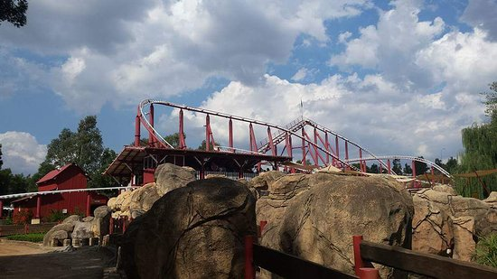 Gold Reef City Theme Park Hotel