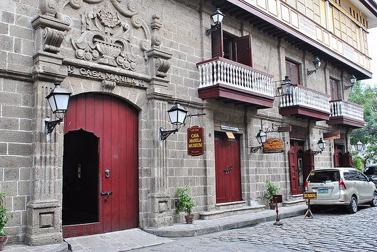 Casa Manila Museam