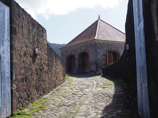 Basse-Terre, Guadalupe: entrée