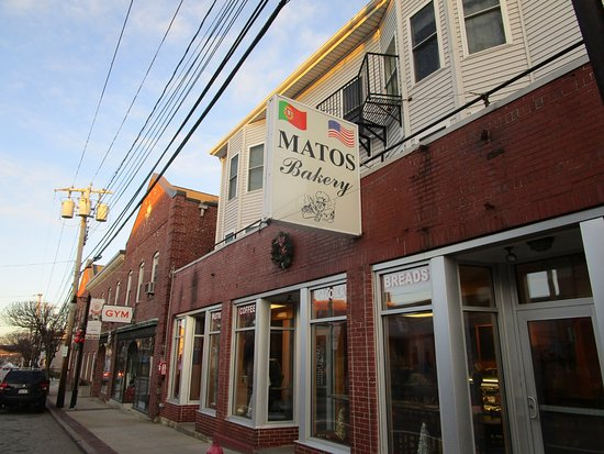 Matos Bakery in West Warwick, R.I.