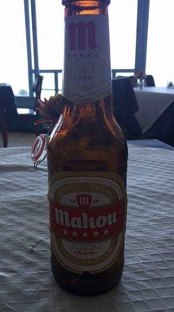 Bajamar, إسبانيا: Рекомендую - достойный напиток!