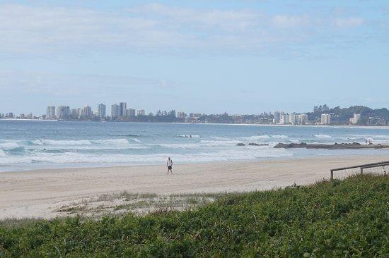 Tugun, أستراليا: Tugun beach