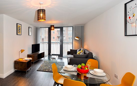 UR STAY Serviced Apartments Birmingham