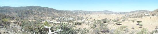 Ziway, Αιθιοπία: Aluto mountain