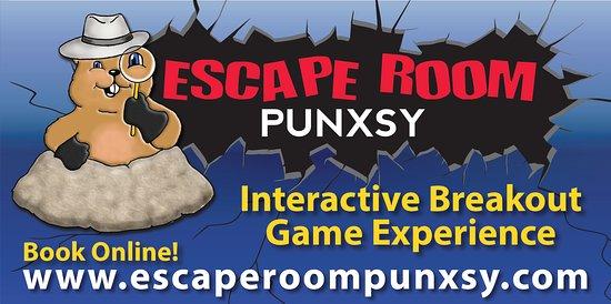 Punxsutawney, Pensylwania: Book online at www.escaperoompunxsy.com