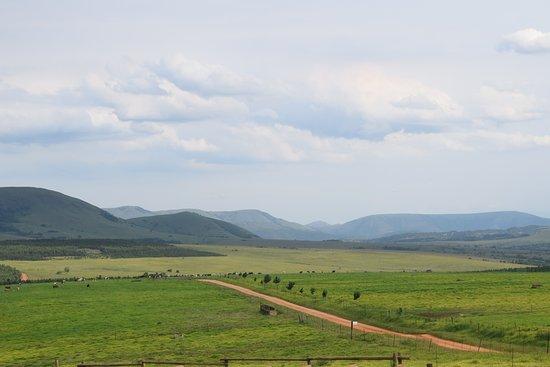 Piet Retief, Sudáfrica: Stunning views