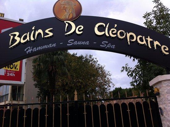 Les Bains de Cleopatre