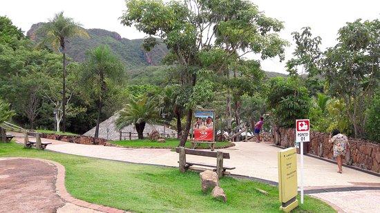 Hot Park: Acesso ao parque