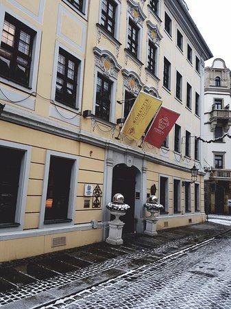 Romantik Hotel Bülow Residenz: Winterstimmung in Dresden: auch in der ruhigen Nebensaison ist die Stadt einen Besuch wert.