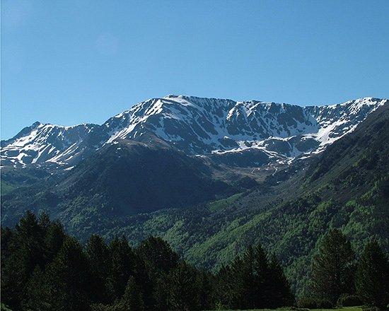 Ordino Parish, Andorra: Pic de l'Estanyó