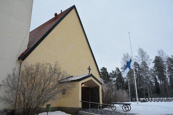 Kesälahden Church