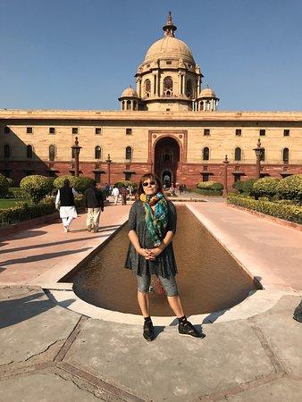 Rashtrapati Bhavan Tour Booking