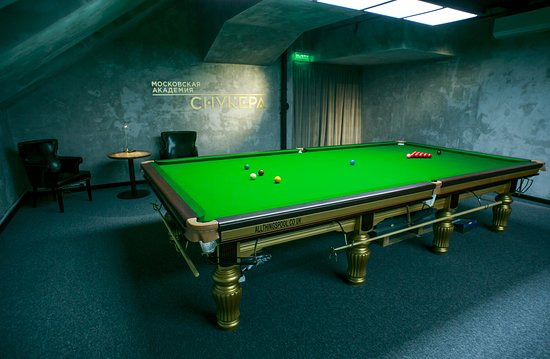 Moscow Snooker Academy