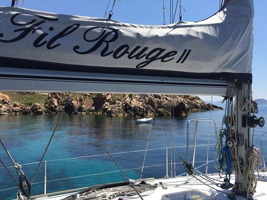 Fil Rouge Sail