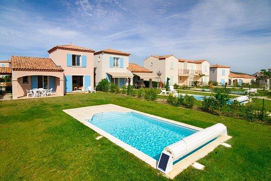 Homps, Francia: Villa avec piscine privative