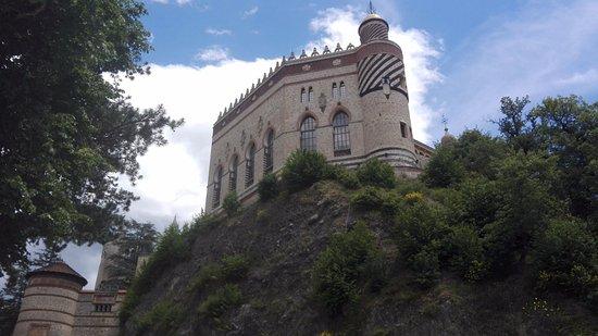 Grizzana Morandi, Italien: vista dall'ingresso