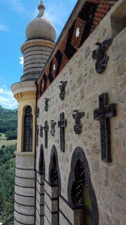 Grizzana Morandi, Italien: vista dalla finestra