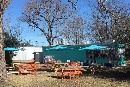 Utopia, TX: A charming and cozy spot among the oak trees.