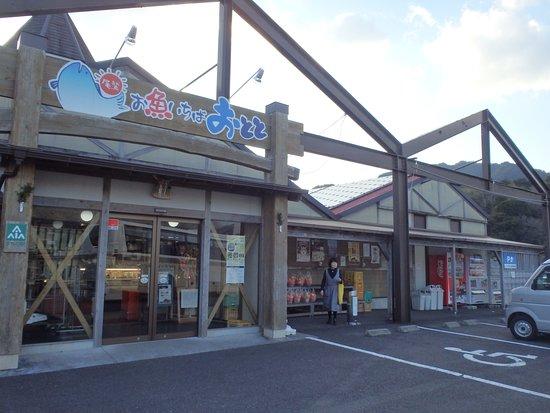 Owase, Japonia: 入口付近を別角度から