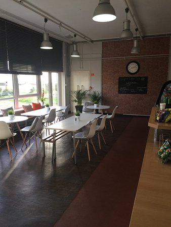 Clydebank, UK: Skypoint Coffe Shop