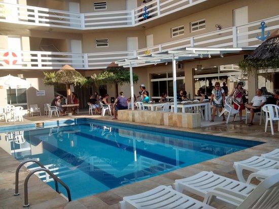 Capao Da Canoa Mar Hotel : É tudo isso e muito mais, vá ver...