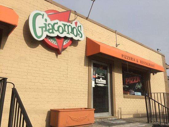 Giacomo S Pizza Cafe Poughkeepsie Restaurant Reviews