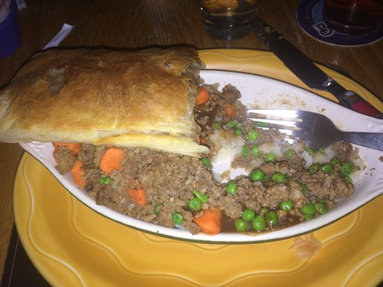 Walden, Estado de Nueva York: shephard's pie