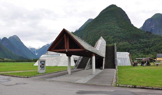 Gemeinde Sogndal, Norwegen: Территория музея