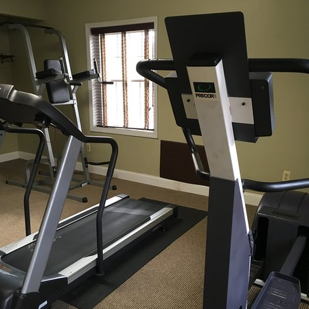 Colts Neck, Nueva Jersey: Fitness Room