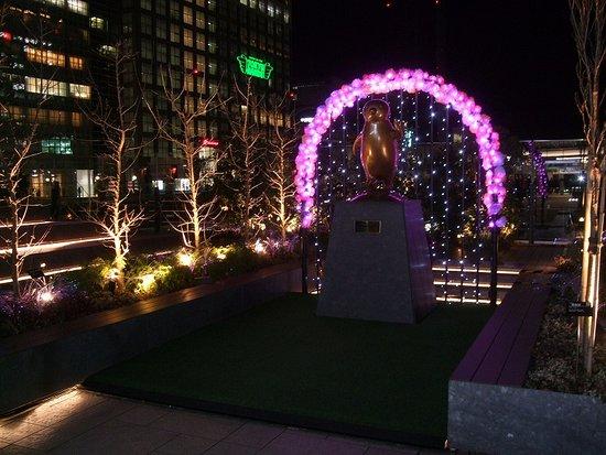 Suica's Penguin Park