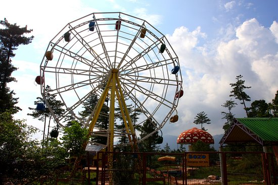 Murree, Pakistan: Sozo Adventure Park