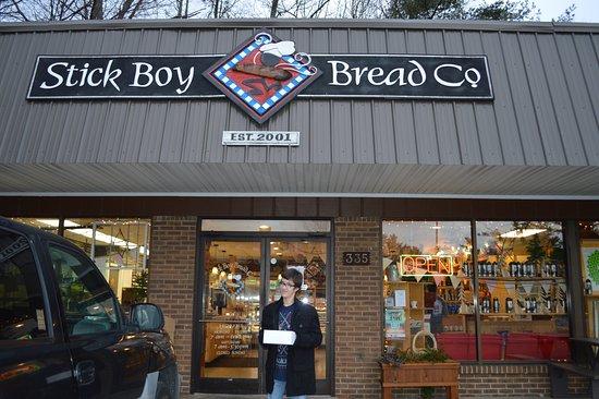 Stick Boy Bread Co: 2 Stick Boys