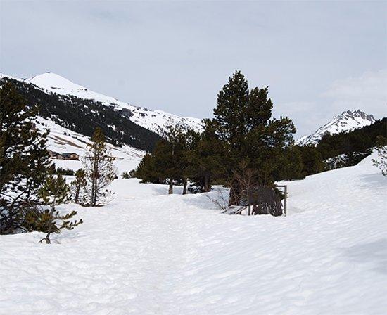 Canillo, Andorra: Camí de l'Obac d'Incles