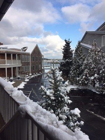 Sag Harbor, Estado de Nueva York: The view of the harbor