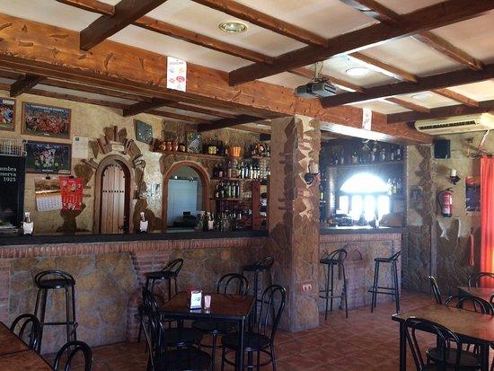 Gorafe, España: Mesón Ilusión