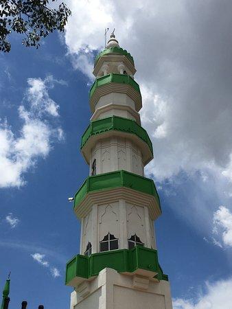 Muslim Mosque Cheique Mohamad Ben Nasser Al Ubudi