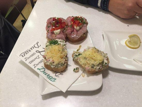Duran Sandwiches