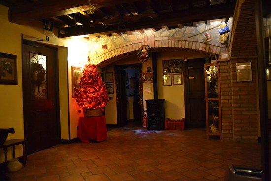 San Venanzo, Italien: ALL'ENTRATA