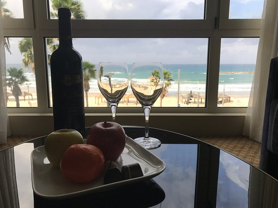 Dan Tel Aviv Hotel Bild