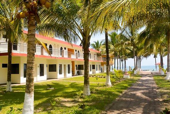 Hospedaje en Costa Esmeralda Veracruz