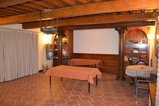 San Venanzo, Włochy: SALA EVENTI