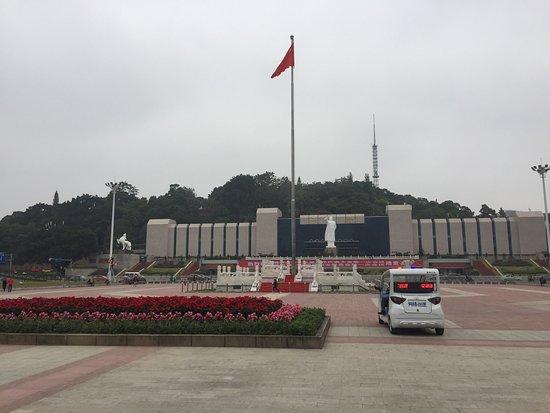 Fuzhou Yushanbei Porch
