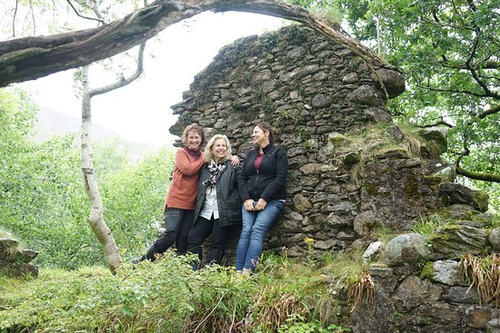 Gartocharn, UK: The crumbling clan fortress.