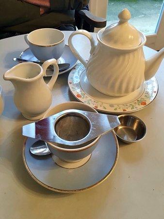 Tea Rooms In Bury