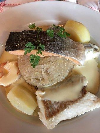 Ostheim, Francja: Choucroute de mer