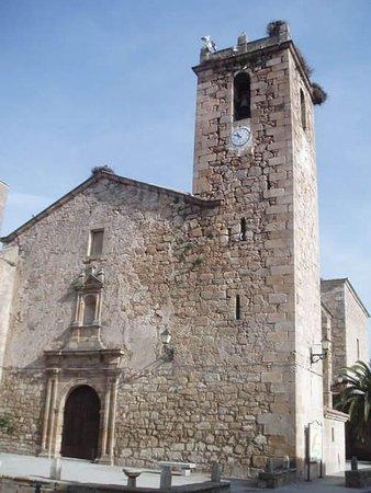 Navas del Modrono, Испания: Iglesia Ntra. Sra. de la O. Navas del Madroño