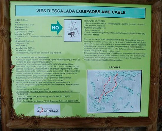 Canillo, Andorra: Via Ferrata Vias Cable 1 y 2